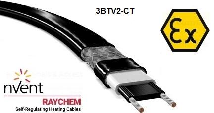3btv2-ct гріючий кабель