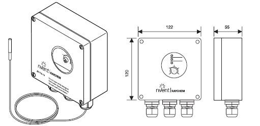 AT-TS-14-термостат