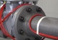 кабель для трубопровода